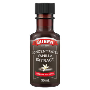 Natural Vanilla Concentrated Extract 50ml
