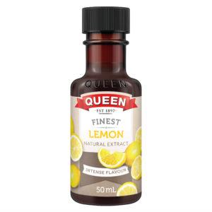 Finest Lemon Natural Extract 50mL