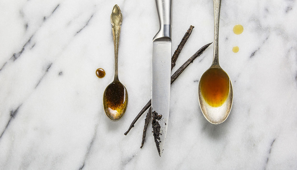 Choosing the Perfect Vanilla for your Recipes